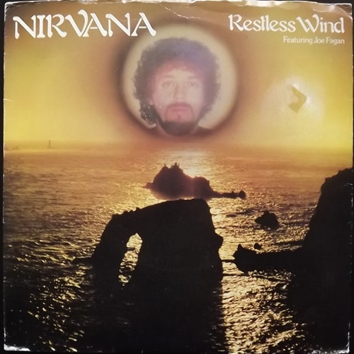 NIRVANA (uk) Restless Wind (Pepper - UK original) (VG/VG+) 7""