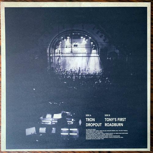 GNOD Live At Roadburn 2012 (White vinyl) (Roadburn - Holland original) (NM) LP+CD