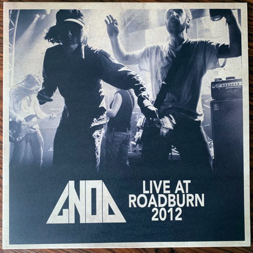 GNOD Live At Roadburn 2012 (White vinyl) (Roadburn - Holland original) (NM) LP+CD