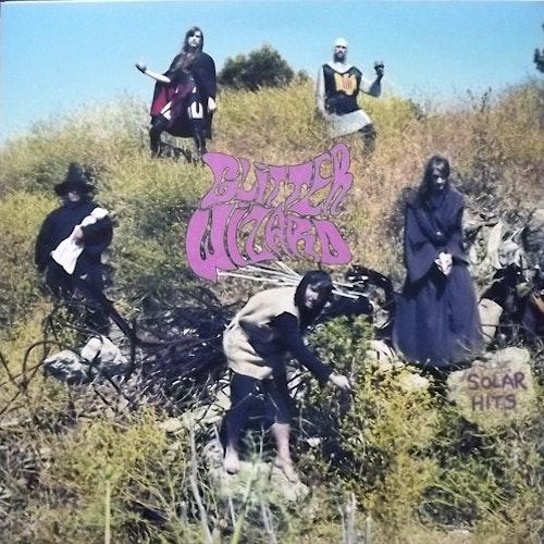 GLITTER WIZARD Solar Hits (Archers Guild - USA original) (NM/EX) LP