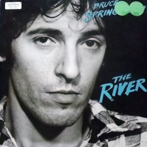 BRUCE SPRINGSTEEN The River (CBS - Holland reissue) (VG+) 2LP