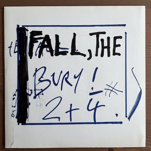 FALL, the Bury! (Domino - UK original) (EX) 7""