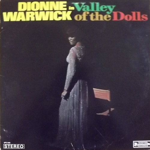 DIONNE WARWICK Valley Of The Dolls (Scepter - USA original) (VG) LP