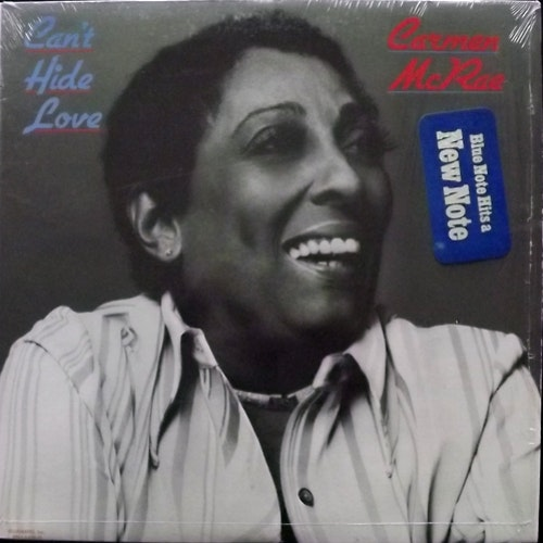 CARMEN MCRAE Can't Hide Love (Blue Note - USA original) (EX) LP