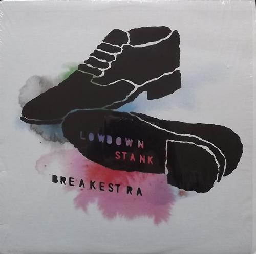 "BREAKESTRA Lowdown Stank (Now-Again - USA original) (EX/VG+) 12"""