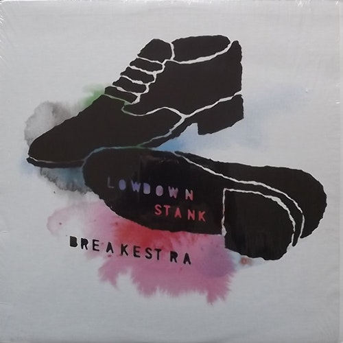 BREAKESTRA Lowdown Stank (Now-Again - USA original) (EX/VG+) 12""