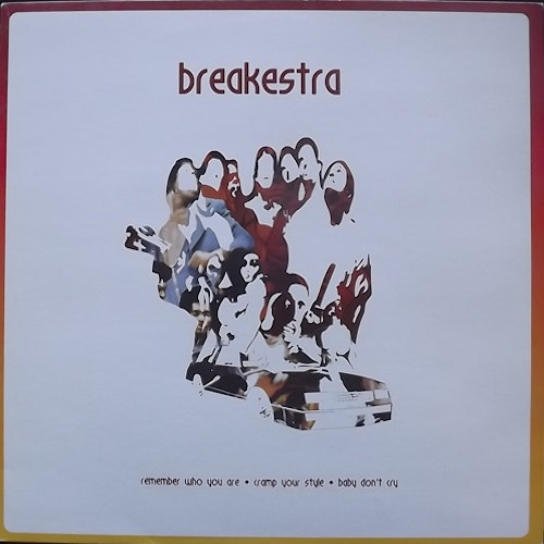 "BREAKESTRA Remember Who You Are (Rapster - France original) (VG+/VG) 12"" EP"