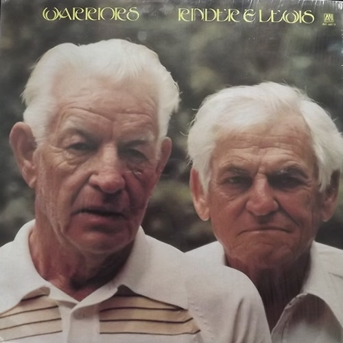 RINDER & LEWIS Warriors (AVI - USA original) (EX/VG+) LP