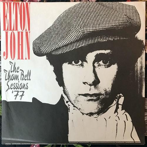"ELTON JOHN The Thom Bell Sessions '77 (The Rocket Record Company - Scandinavia original) (VG+) 12"""
