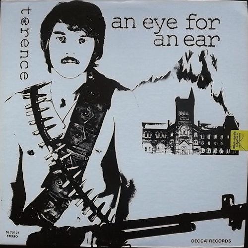 TERENCE An Eye For An Ear (Decca - USA original) (VG+/EX) LP