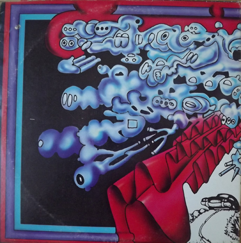 SECOND COMING, the The Second Coming (Mercury - USA original) (VG/EX) LP