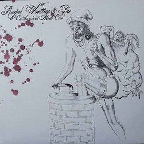 ROGER WOOTTON & PIU Cut The Air At Mello Club (Mellotronen - Sweden original) (EX) LP