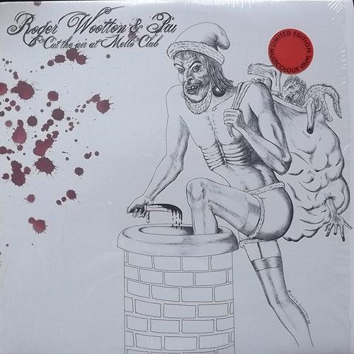 ROGER WOOTTON & PIU Cut The Air At Mello Club (Multi colored vinyl) (NM) LP