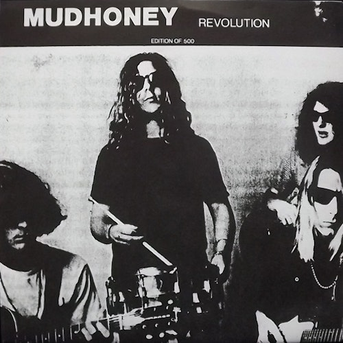 MUDHONEY / SPACEMEN 3 Split (No label - Unofficial release) (VG+/EX) 7""