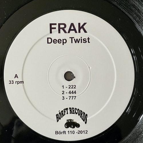 FRAK Deep Twist (Börft - Sweden original) (VG+) MLP