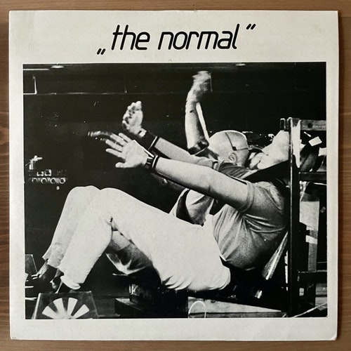 NORMAL, the T.V.O.D. / Warm Leatherette (Mute - UK original) (VG+) 7""