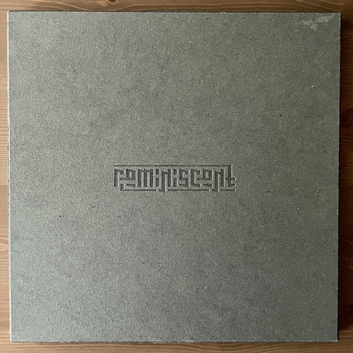 VARIOUS Reminiscent (Genetic - Germany original) (EX) 3LP BOX