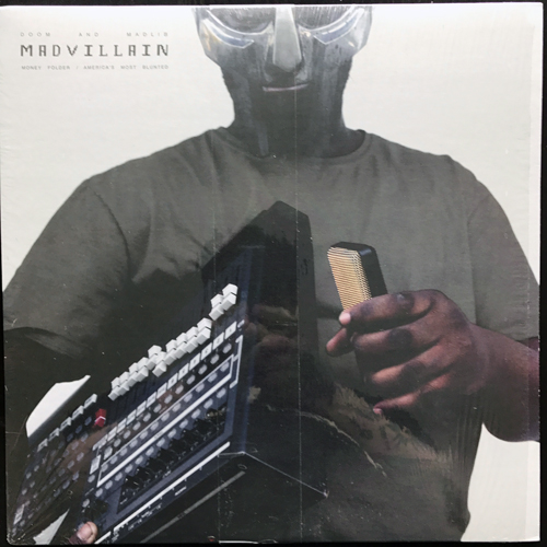 "MADVILLAIN Money Folder (Stones Throw - USA repress) (NM/EX) 12"""