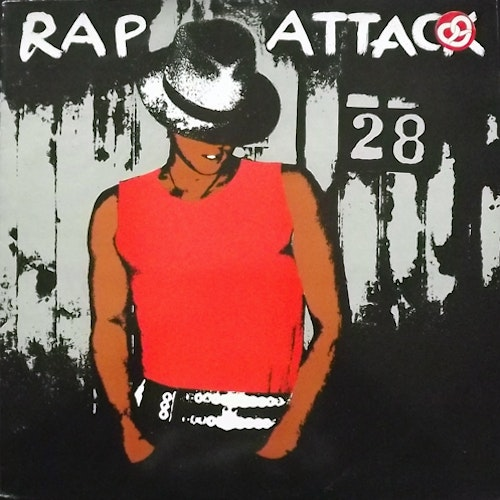 VARIOUS Rap Attack (Sound of Scandinavia - Sweden original) (VG+) LP