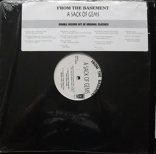 VARIOUS A Sack Of Gems (From the Basement - USA original) (VG+/EX) 2LP