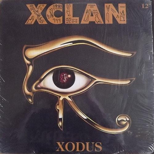 "XCLAN Xodus (Polydor - USA original) (EX/VG+) 12"""
