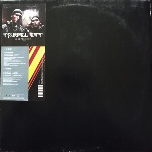 """TRIPPEL ETT Flickorna (BMG - Sweden original) (VG/VG+) 12"""""""