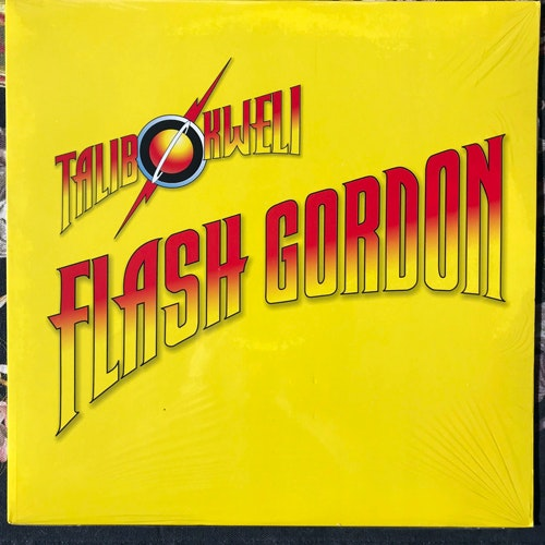 TALIB KWELI Flash Gordon (Seven Heads - USA original) (NM/EX) 12""