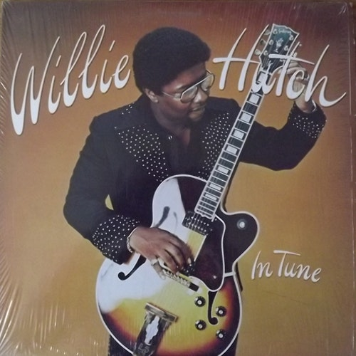 WILLIE HUTCH In Tune (Whitfield - USA original) (EX/VG+) LP