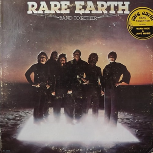 RARE EARTH Band Together (Prodigal - Philippines original) (G/VG) LP