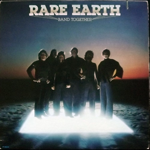 RARE EARTH Band Together (Prodigal - USA original) (VG+) LP