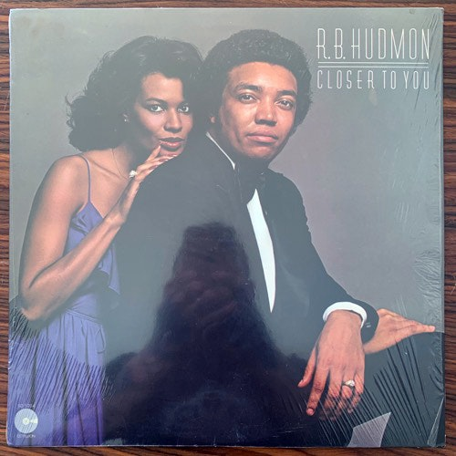 R.B. HUDMON Closer To You (Cotillion - USA original) (EX) LP