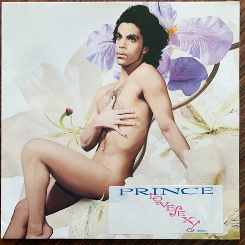 PRINCE Lovesexy (Paisley Park - Europe original) (EX) LP