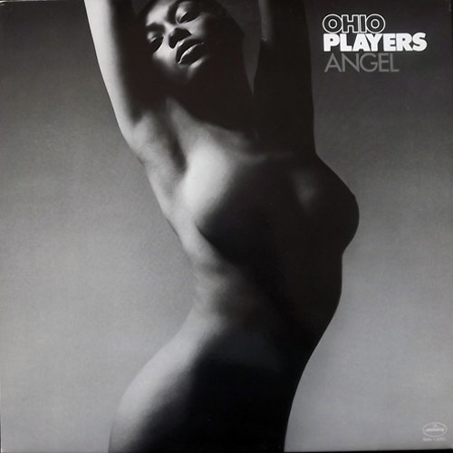 OHIO PLAYERS Angel (Mercury - USA original) (EX) LP