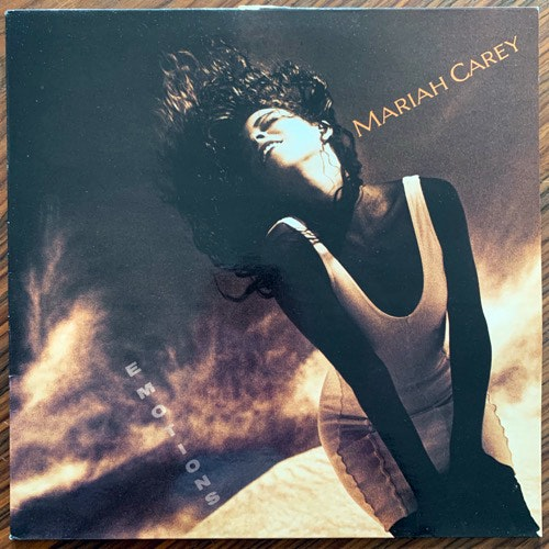 MARIAH CAREY Emotions (Columbia - Europe original) (VG+) LP
