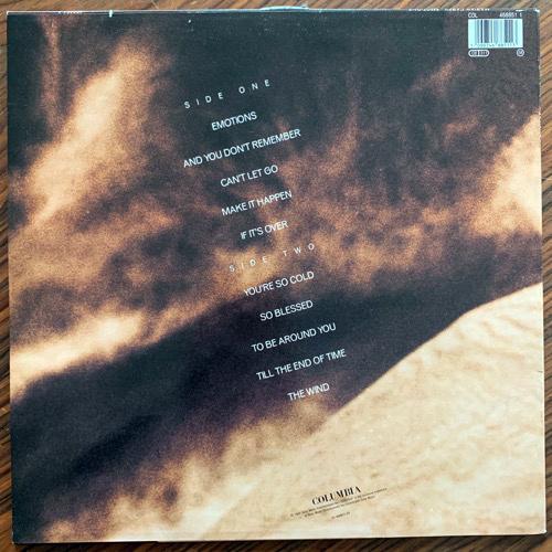 MARIAH CAREY Emotions (Columbia - Europe original) (VG+) LP