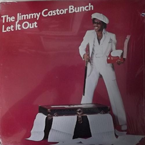 JIMMY CASTOR BUNCH, the Let It Out (Drive - USA original) (EX) LP