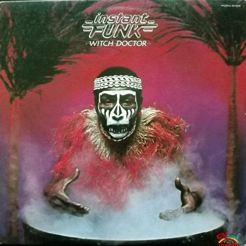 INSTANT FUNK Witch Doctor (Salsoul - USA original) (VG+/EX) LP