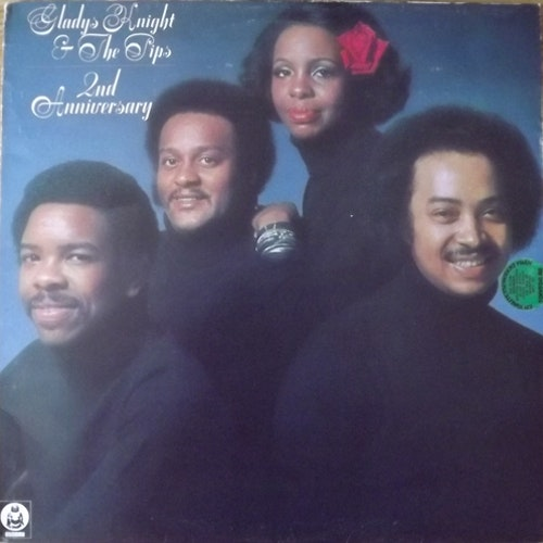 GLADYS KNIGHT & THE PIPS 2nd Anniversary (Buddah - UK original) (VG+) LP