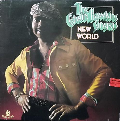 EDWIN HAWKINS SINGERS New World (Buddah - Europe original) (VG-/VG) LP