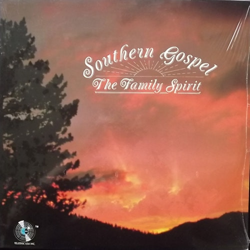 VARIOUS Southern Gospel - The Family Spirit (Teledisc - USA original) (SS) 3LP
