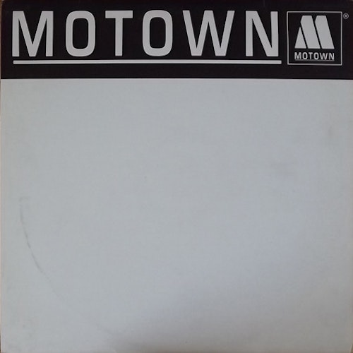 "VARIOUS White Label Sampler (Promo) (Motown - USA original) (VG+) 2x12"" EP"
