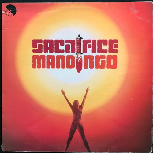 MANDINGO Sacrifice (EMI - UK original) (VG/VG+) LP