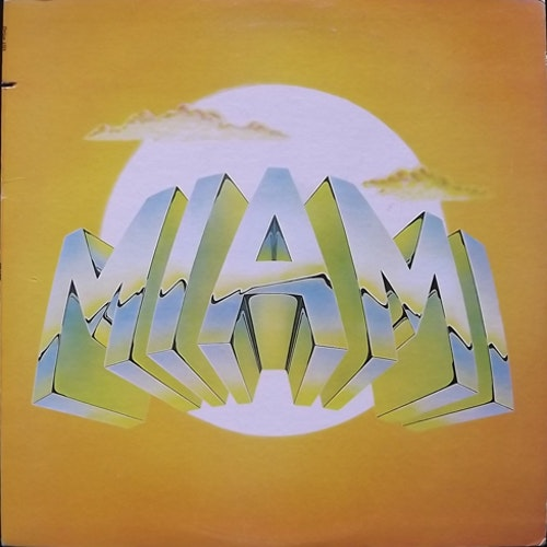 MIAMI Miami (Drive - USA original) (VG+) LP