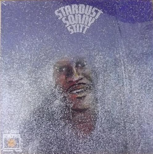 SONNY STITT Stardust (Roulette - USA original) (EX) LP