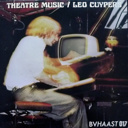 LEO CUYPERS Theatre Music (BV Haast - Holland original) (VG+/EX) LP