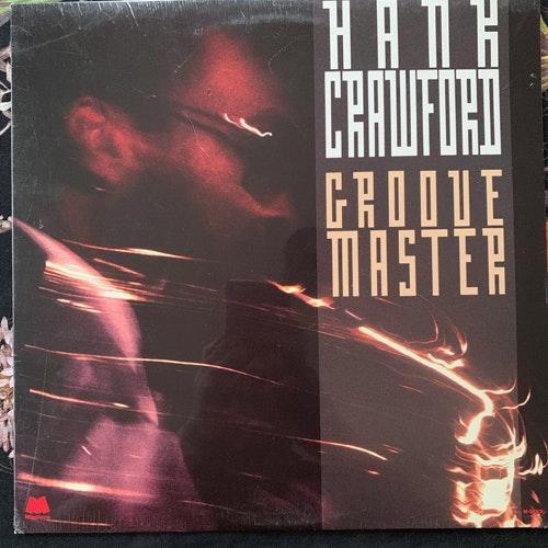 HANK CRAWFORD Groove Master (Milestone - USA original) (SS) LP