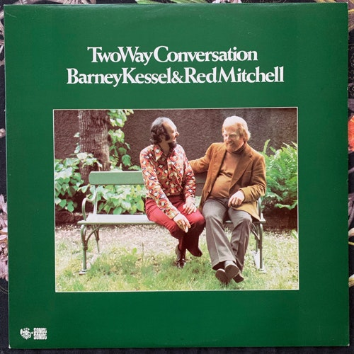 BARNEY KESSEL & RED MITCHELL Two Way Conversation (Sonet - UK original) (VG+) LP