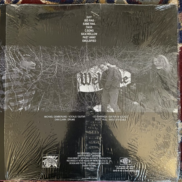 SUPERBALL '63 360° Meet You At The Wall (Big Money - USA original) (EX/VG+) LP