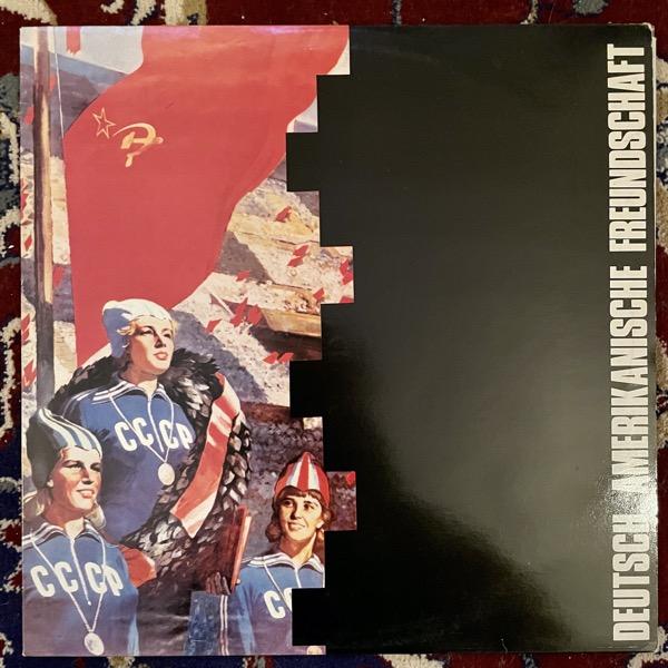 DAF (Deutsch Amerikanische Freundschaft) Die Kleinen Und Die Bösen (Mute - UK original) (VG+) LP