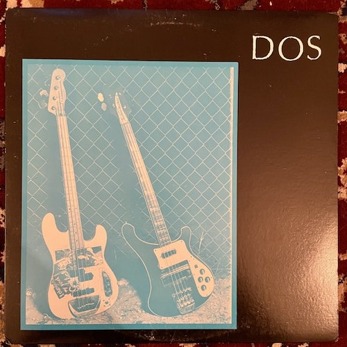 DOS Dos (New Alliance - USA original) (VG+) LP